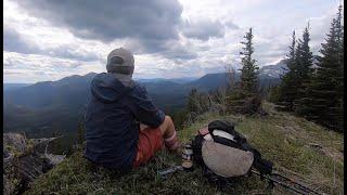 GDT thru hike 2020: Coleman to Boulton Creek Trading Post