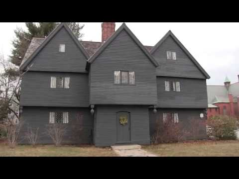 Take a tourSalem Witch house 1600s era house of Jonathan Corwin