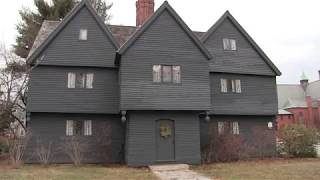 Take a tour-Salem Witch house. 1600