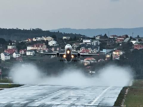 Airport Of Alvedro