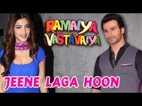 Jeene Laga Hoon Ramaiya Vastavaiya Official Video OUT! Travel Video