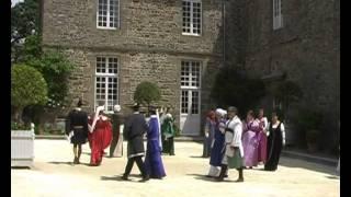 Medieval dance - La Pavane des Dieux - Mittelalter Tanz - Danse médiévale