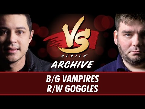 8/2/16 - The Boss VS. Todd: B/G Vampires VS. R/W Goggles [Standard]