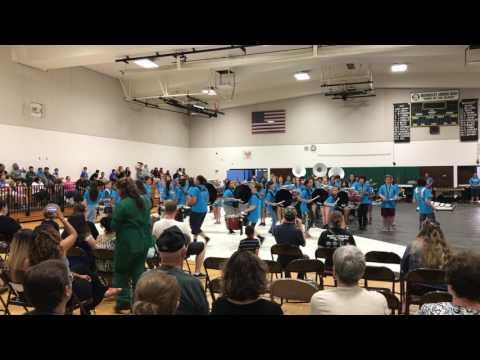 Beardsley Junior High School Band- Instrumental Music Extravaganza 5/25/17