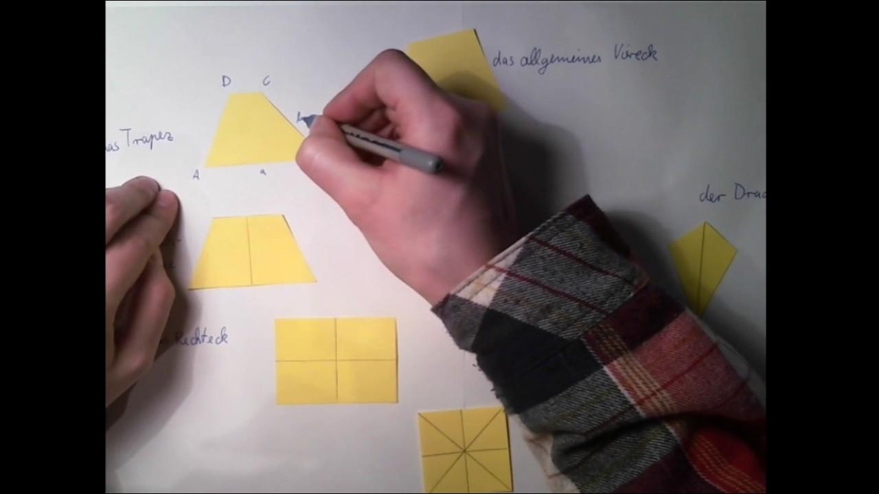 Geometrie Das Haus Der Vierecke Youtube
