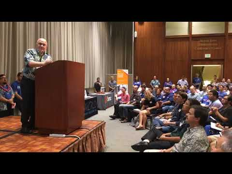 Hawaii Annual Code Challenge - Office of Enterprise Technology Services, State of Hawaii - 2017