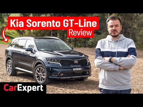 2021 Kia Sorento review: A 7 seater with ALL of the SUV bells and whistles!