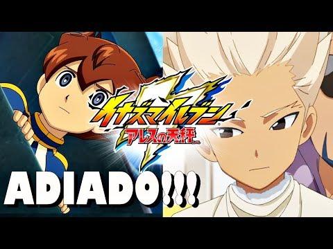 Adiado Lançamento de Inazuma Eleven Ares De Novo!!! Inazuma Walker Vol.7
