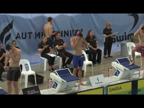 Day 1 (session 2) SNZ Short Course Championships October 2017