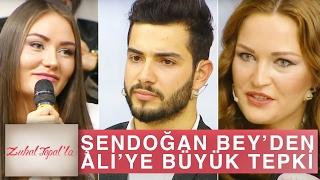 Zuhal Topal'la 129. Bölüm (HD) | Talibi Gelen Ali'ye Şendoğan Bey Neden Tepki Gösterdi?