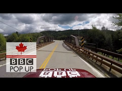 BBC Pop Up In Canada - BBC News
