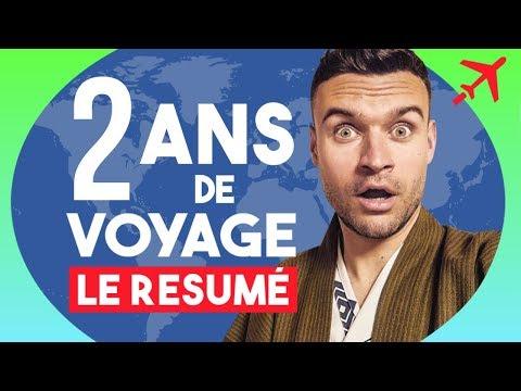 2 Ans De VOYAGE Autour Du Monde (POURQUOI J'ARRÊTE)