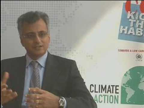 Abyd Karmali Managing Director and Global Head of Carbon Emissions, Merrill Lynch