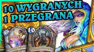 10 wygranych, 1 przegrana - N'Zoth Highlander Mage #5 by APXVoid - Hearthstone Deck