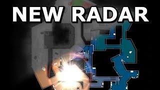Baixar CS:GO's New Radar with Panorama