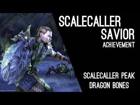 Scalecaller Savior Achievement Scalecaller Peak - Dragon Bones DLC