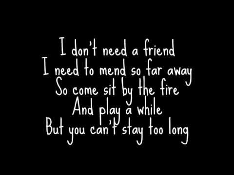 Remedy By Seether Lyrics