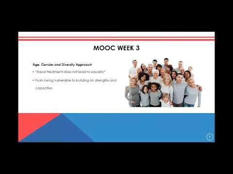 Humanitarian Essentials MOOC Webinar: Applying Principles in Context