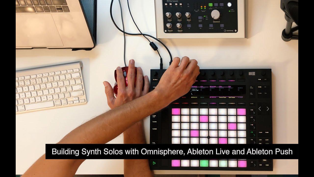 Omnisphere fl studio plugin