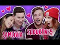 Real Couple VS Shipped Couple | The Newlywed Game