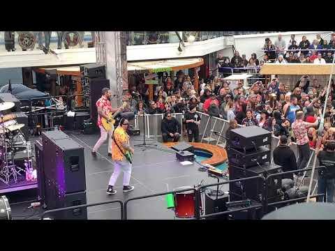 Atreyu - Ex's And Oh's - Live @ Shiprocked 2019