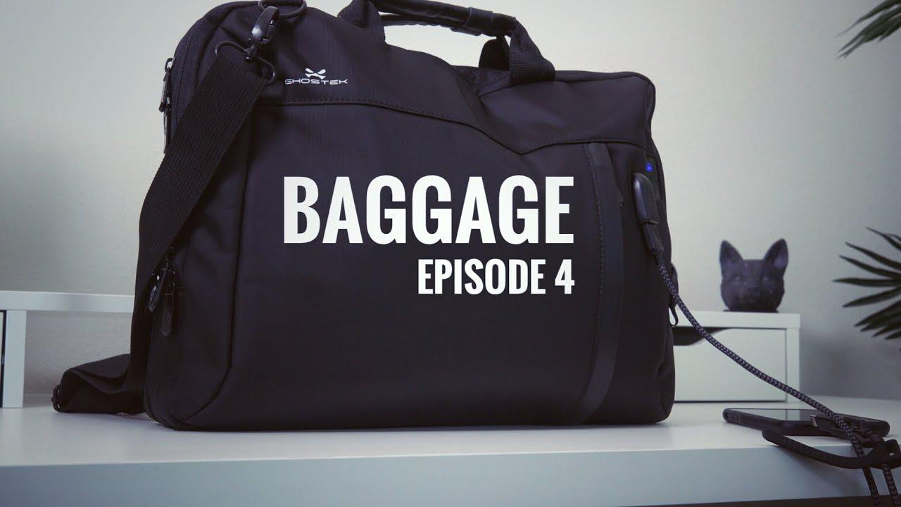 The Ultimate Tech Messenger Bag From Ghostek
