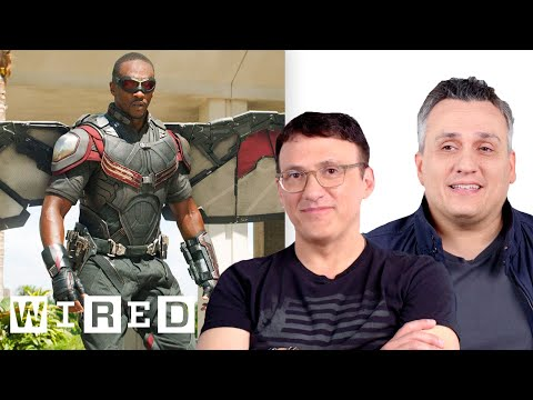 Every Hero in Avengers: Infinity War Explained by the Russo Brothers | WIRED