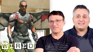 Every Hero in 'Avengers: Infinity War' Explained by the Russo Brothers | WIRED