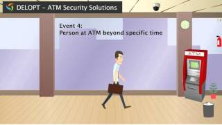 ATM Security & Bank Security Solutions by DELOPT