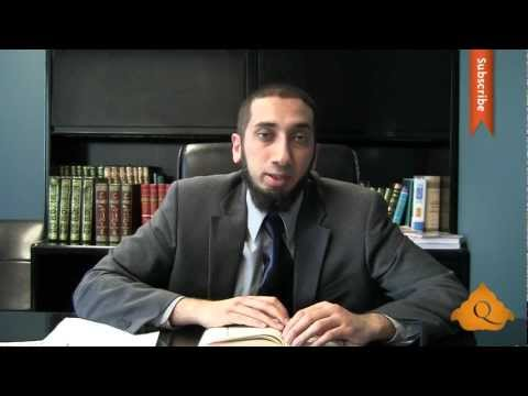 Family Comes First Nouman Ali Khan Quran Weekly