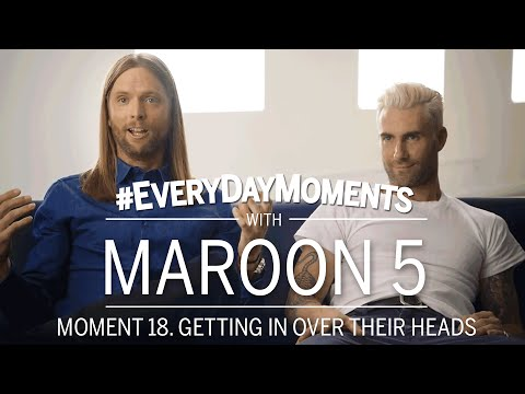 Maroon 5 -- Getting in Over Their Heads