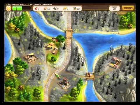 Прохождение игры Дороги рима 3 часть 1