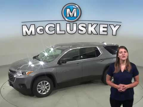 200887 - New, 2020, Chevrolet Traverse, Test Drive, Review, For Sale -