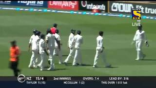 Ind Vs NZ 1ST TEST DAY 3 2014 | Full Highlights 20 min HD | Bowlers Heaven Day of cricket