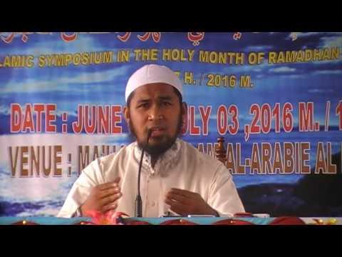 """""""Manga pangadjian ha Bulan Ramadhan"""""""