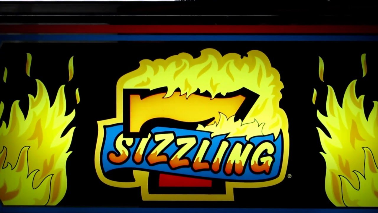 Play Free Sizzling Sevens Slot Machine