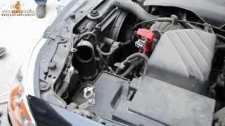 Аккумулятор на Kia Cerato (Киа Церато) - ставим Topcar Asia (Топкар Азия) 60 ампер(, 2015-02-19T13:13:22.000Z)