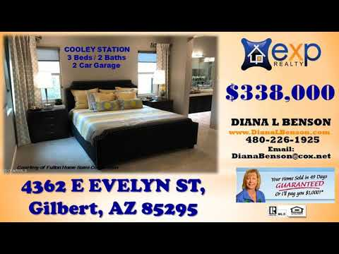 3 Bedroom 2.5 Bath Home for sale in Gilbert, AZ 85295