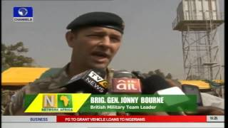 Nigeria,British Army Brinstorm On Strategies To End BH Reign