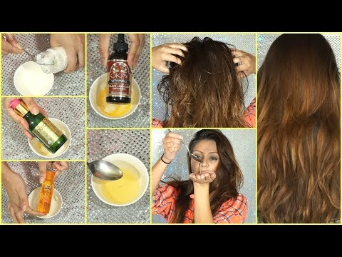 MIXING OILS TOGETHER FOR HAIR MASK│Coconut Oil, Almond Oil, Carrot Oil, Rosehip Seed Oil, Castor Oil