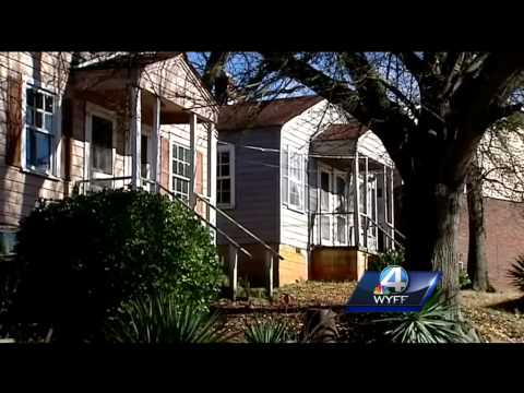 Several People In One Neighborhood Were Given Eviction Notices