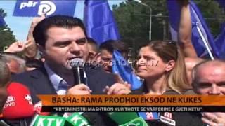 Basha: Rama prodhoi eksod në Kukës - Top Channel Albania - News - Lajme