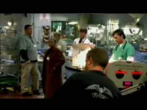 UNSCRIPTED 1x01  ER: Goran, Noah  Deezer D 2005