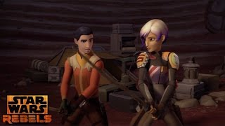 Star Wars Rebels: Ezra Training Sabine