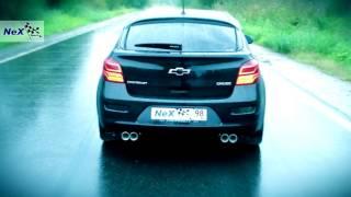 NeX® - _Chevrolet Cruze Hatchback. ЭКСКЛЮЗИВ! Глушитель раздвоенный.Чёрное совершенство(Доп.инфо и фото / More info: http://nex.su/shop/catalog/element.php?IBLOCK_ID=29&SECTION_ID=&ELEMENT_ID=285129 Глушитель основной ..., 2016-08-31T12:25:14.000Z)