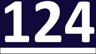 КОНТРОЛЬНАЯ 2 - НЕПРАВИЛЬНЫЕ ГЛАГОЛЫ АНГЛИЙСКОГО ЯЗЫКА УРОК 124 АНГЛИЙСКИЙ ЯЗЫК Уроки