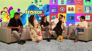 Badhai Ho Star Cast Ayushmann & Sanya Malhotra discuss parental sex, pregnancy & more