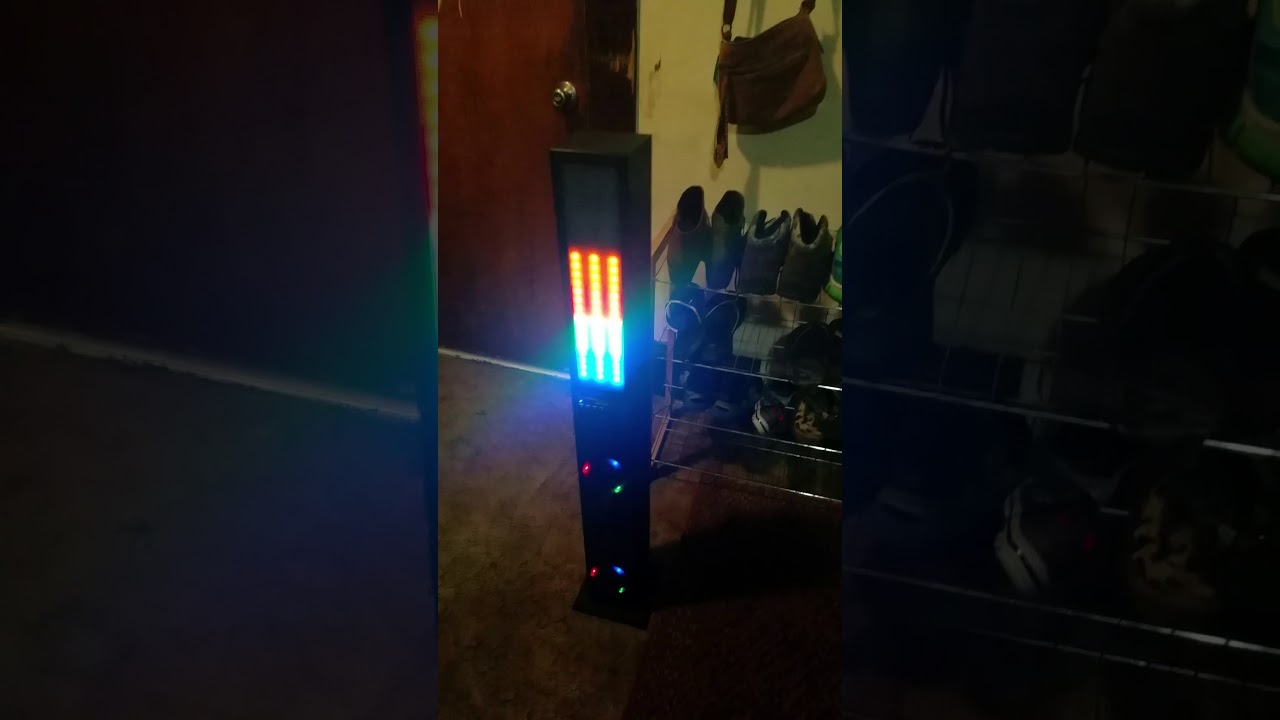 Review of the Craig Bluetooth Tower Speaker
