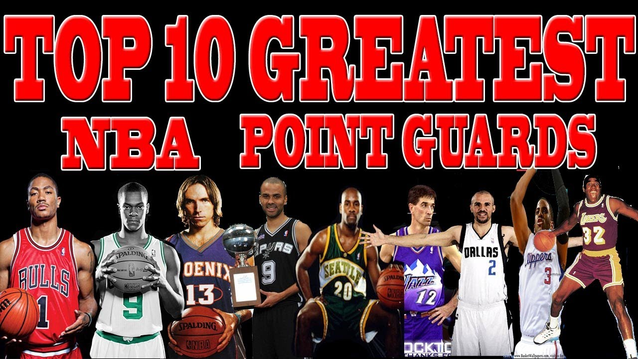 Nba top 10 greatest point guards of all time youtube for Top 10 house songs of all time