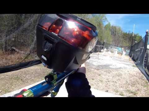 Azodin KP3 Pump Shooting Video